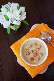 La soupe aux pois
