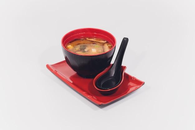 Soupe miso, cuisine japonaise