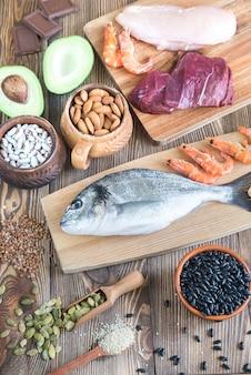 Sources alimentaires de zinc