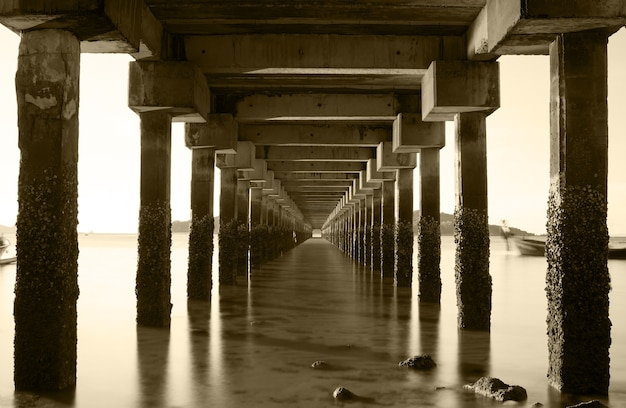 Sous le pont de rawai