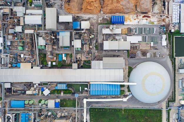 Sous-station de centrale électrique