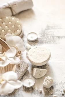 Spa composition d'objets