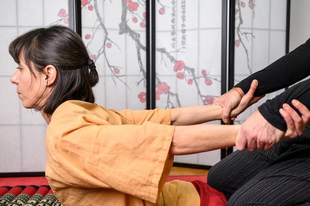 Spa et massage, massage thaï et spa pour la guérison et la relaxation.