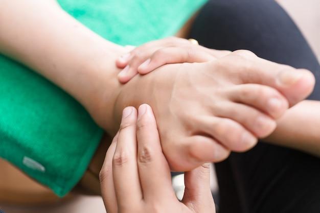 Spa de massage des pieds