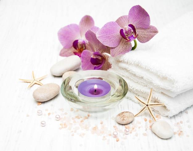 Spa d'orchidées