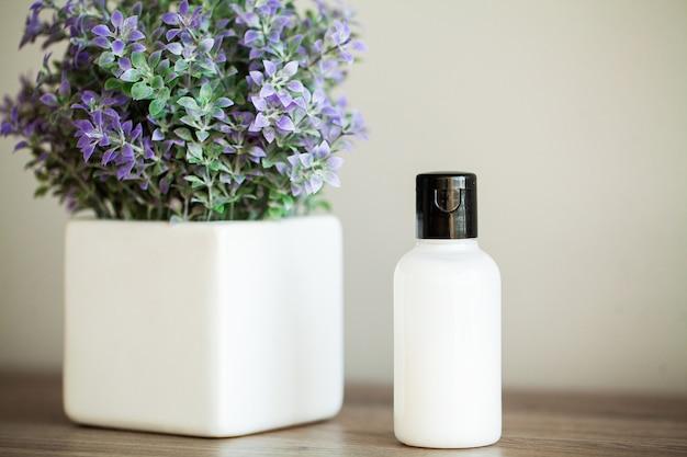 Spa relax et soins sains. en bonne santé . produits domestiques naturels pour le soin de la peau