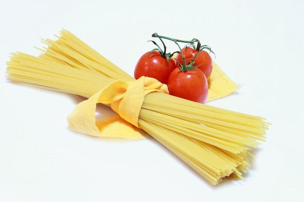 Spaghetti au piment rouge