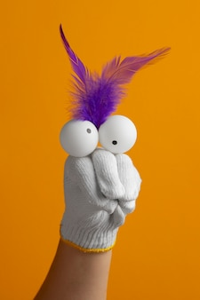 Spectacle de marionnettes pour enfants
