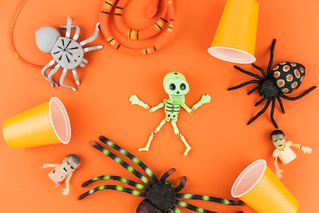 Spooky halloween jouets