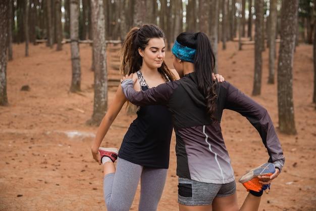 Sport et exercice dans la nature