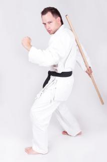 Sportif, karaté, kung-fu