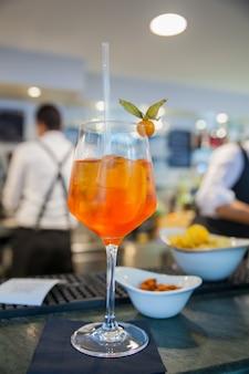 Spritz célèbre boisson italienne