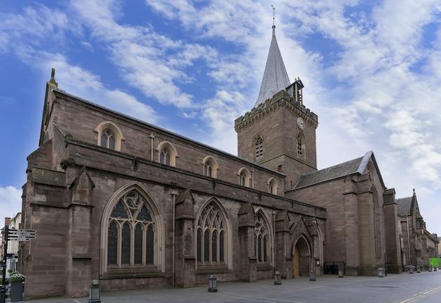 St johns kirk l'une des églises bourgeoises les plus importantes d'écosse à perth en écosse