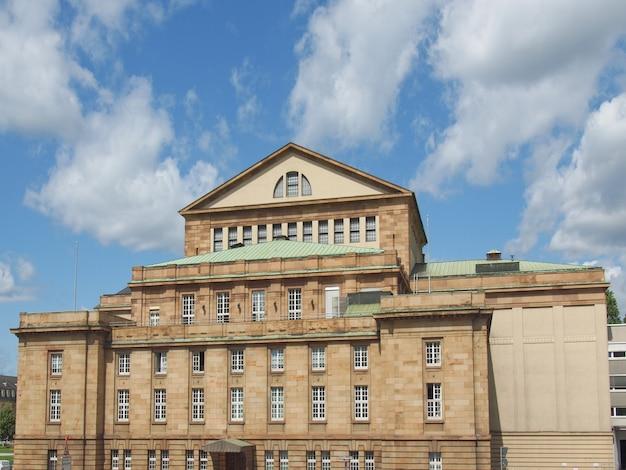 Staatstheater (théâtre national) stuttgart