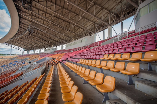 Stade et siège