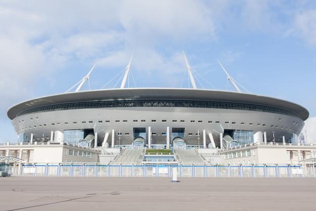 Stade zenit arena.