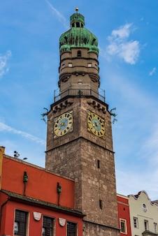 Stadtturm à innsbruck