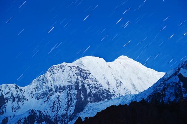 Star treks dans l'himalaya