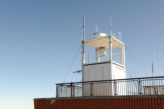 Station météorologique (équipement de mesure)