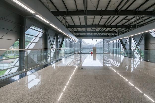 Station de métro à chongqing, chine