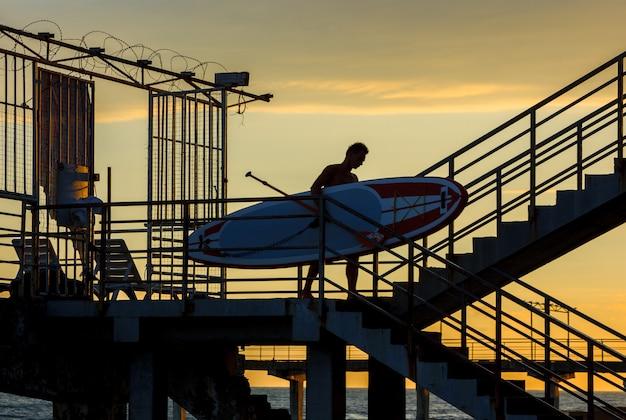 Station de surf