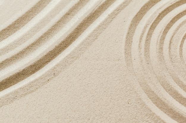Station thermale de bien-être sable