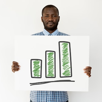 Statistique des informations commerciales atteindre l'objectif