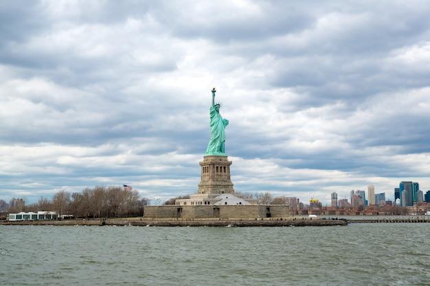 Statue de la liberté new york city