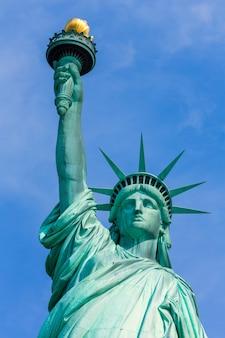 Statue de la liberté new york symbole américain usa