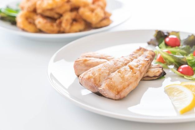 Steak de mackerel
