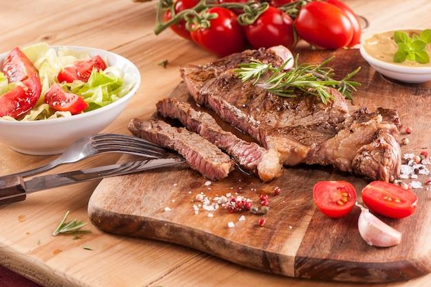 Steak de rumsteck