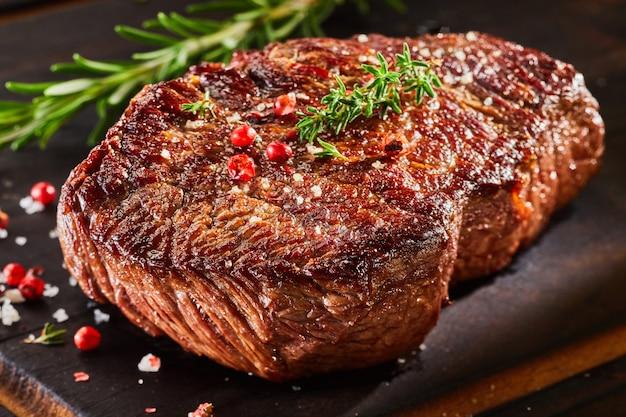 Steak de viande