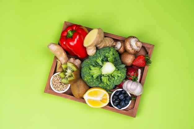 Stimule l'immunité alimentaire