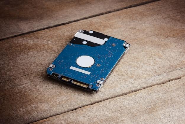 Le stockage sur disque dur est constitué de données de stockage pour ordinateur