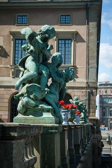 Stockholm. suède.