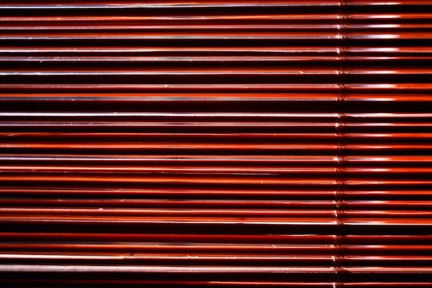 Stores en bois horizontaux fermés fond d'objet hd