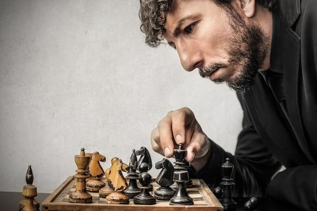 Stratégie en entreprise
