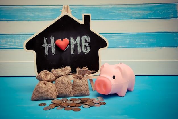 Stratégie de plan hypothécaire résidentiel de l'industrie du logement