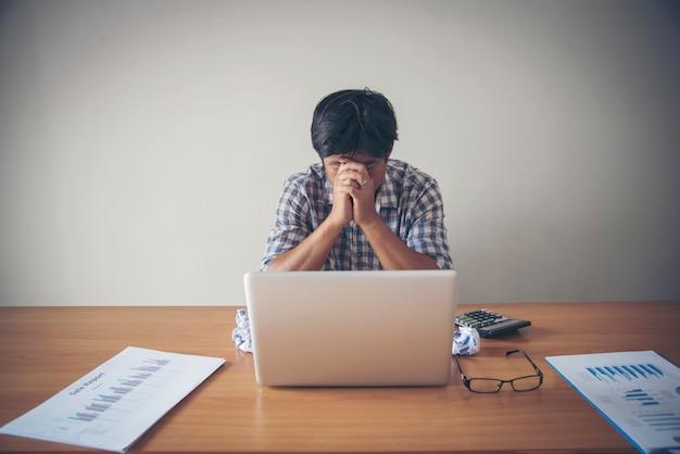 Le stress au travail,