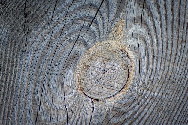 Structure en bois goudronnée se bouchent. bague annuelle arbre. fond texturé