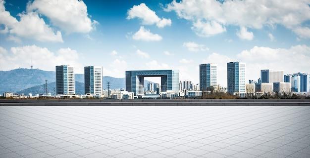 Structure de l'espace tourisme de construction de bureaux