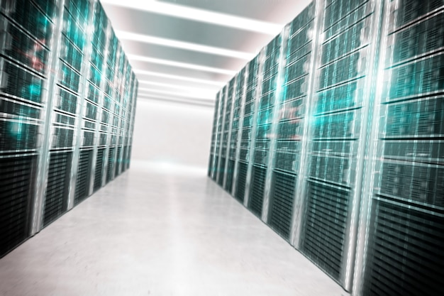 Structure de la salle virtuelle qui recueille des données
