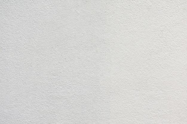 Stuc concret de mur de ciment blanc.