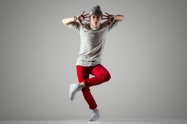 Studio dance photo