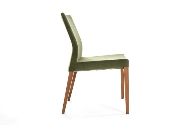 Studio de mobilier vert moderne intérieur
