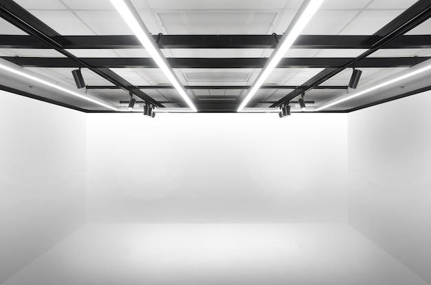 Studio moderne et plafonniers led