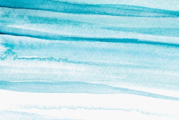 Style abstrait de fond aquarelle bleu ombré