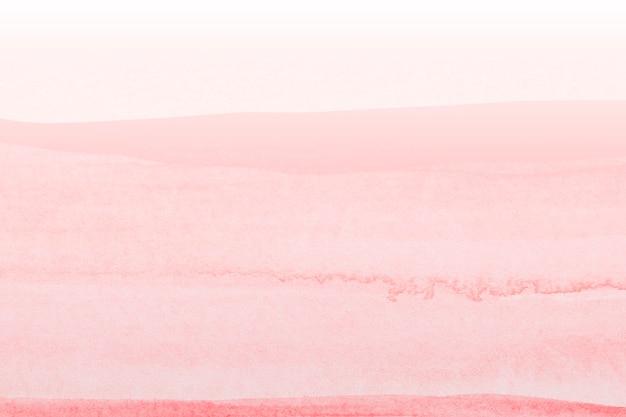 Style abstrait de fond aquarelle rose clair esthétique