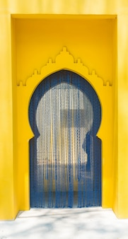 Style d'architecture marocain