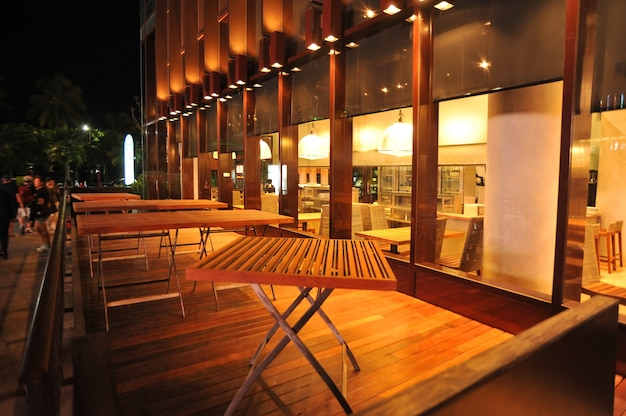 Style bar loft industriel